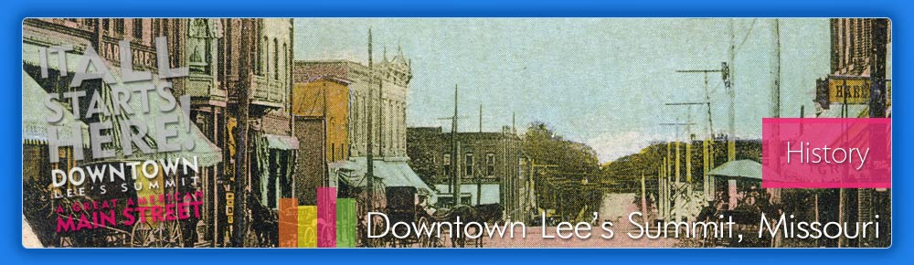 Downtown Lee's Summit, Missouri
